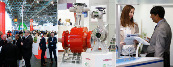 Impressionen VALVE WORLD EXPO 2016