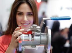 Foto: Produktdetail VALVE WORLD EXPO