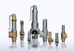 Cryo valves - like those from Herose - are used at low temperatures. 	Source: Herose