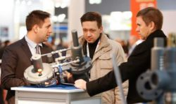Foto: Halle 4 VALVE WORLD EXPO 2014